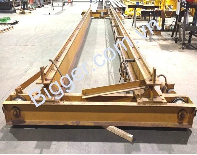 cầu trục cũ 2 tấn