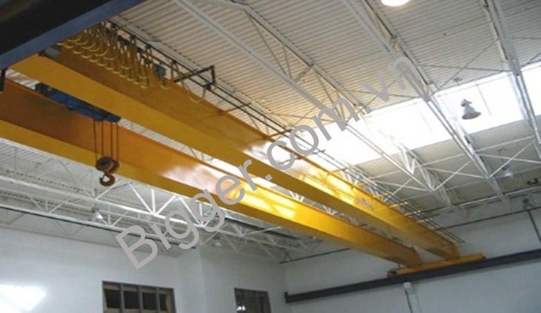 cầu trục 15 tấn 2 cấp tốc độ